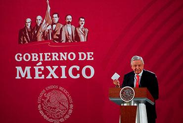 Presupuesto 2019 será equilibrado, realista y sano para las finanzas públicas: presidente de México