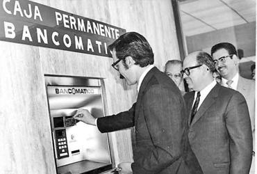 Antes de CoDi: Los cajeros automáticos revolucionaron las finanzas en México