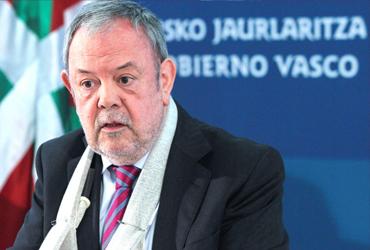 Azpiazu considera 'exitosa' la evolución de la economía vasca en 2019 y mantiene la previsión de crecer al 1,9% en 2020
