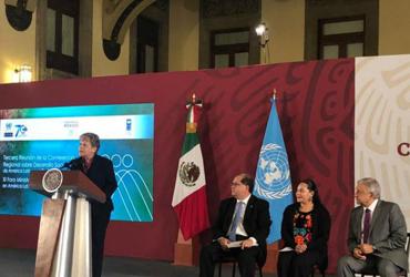Cepal aplaude a México: Reconoce las estrategias para impulsar la economía