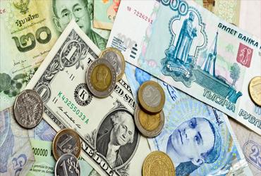 Turbulencia por guerra de divisas