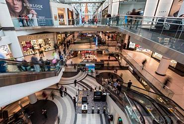 Lo que cambiarán las tiendas en plazas comerciales tras la pandemia