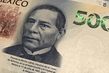 ¿Cómo saber si un billete de 500 pesos es falso