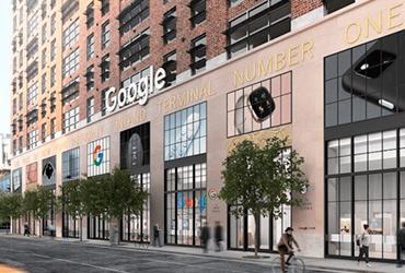 Google abre su primera tienda física en Nueva York