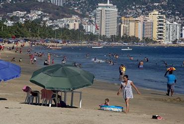 Incremento de contagios frena crecimiento del turismo en México: Concanaco