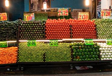 Jitomate, gas LP y tacos elevan inflación 5.88% en junio