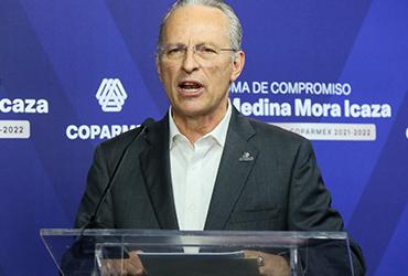 Propone Coparmex acciones para plan de reactivación económica