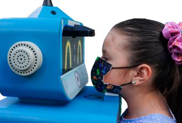 El robot que detecta Covid-19 en los niños ya habita en México