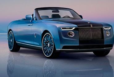 Rolls-Royce Boat Tail, el coche más caro del mundo
