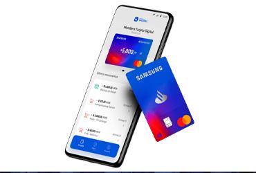 Samsung lanza su propia tarjeta de débito en México