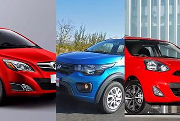 Solo 2 de los 10 autos más vendidos en México son completamente seguros
