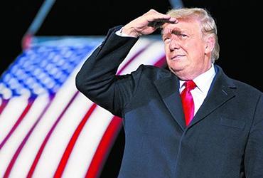 Trump, con opciones limitadas para regresar a la Casa Blanca